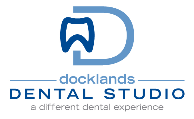 Docklands Dental Studio Retina Logo