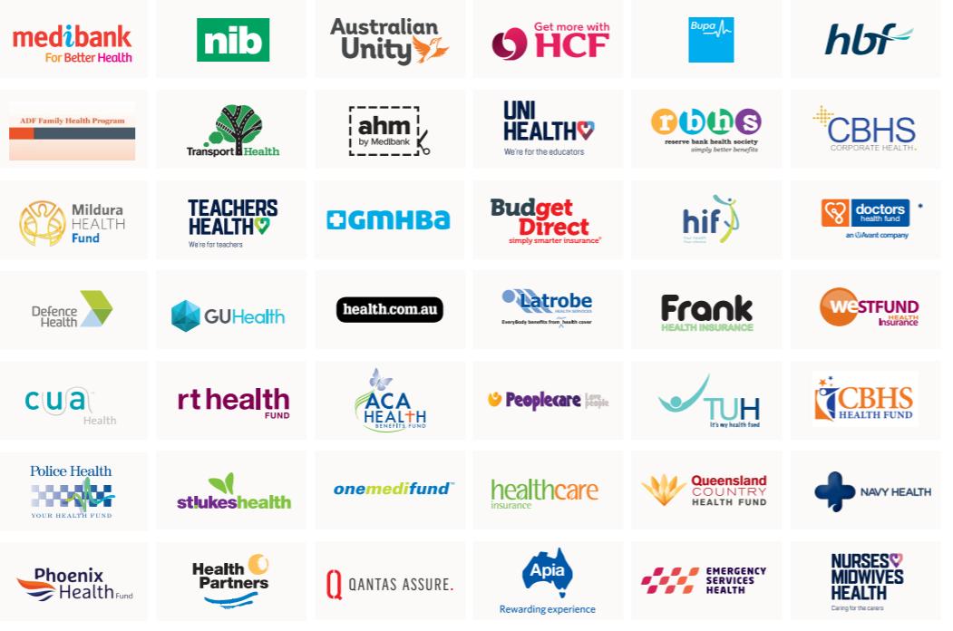 Health Funds - Docklands Dental Studio